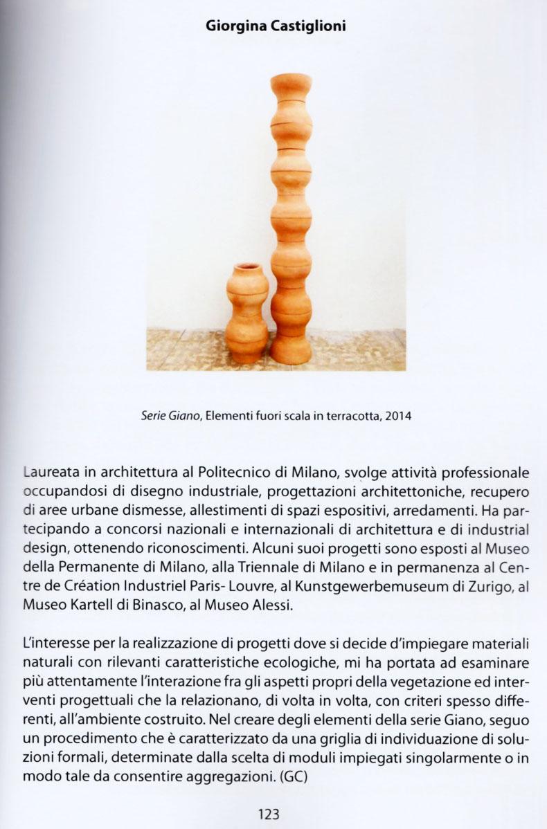 Milano Makers serie GIANO Giorgina Castiglioni