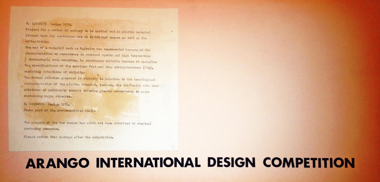 concorso internazionale Arango Giorgina Castiglioni