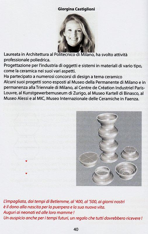 Milano Makers 2015 Giorgina Castiglioni