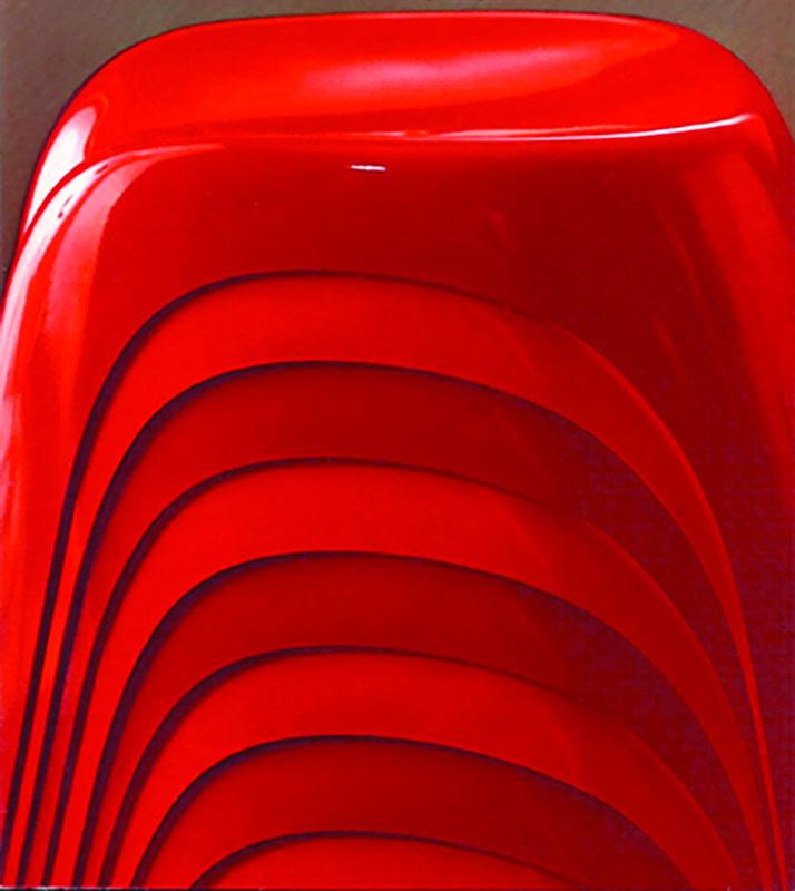 Stacky Rossa Impilata