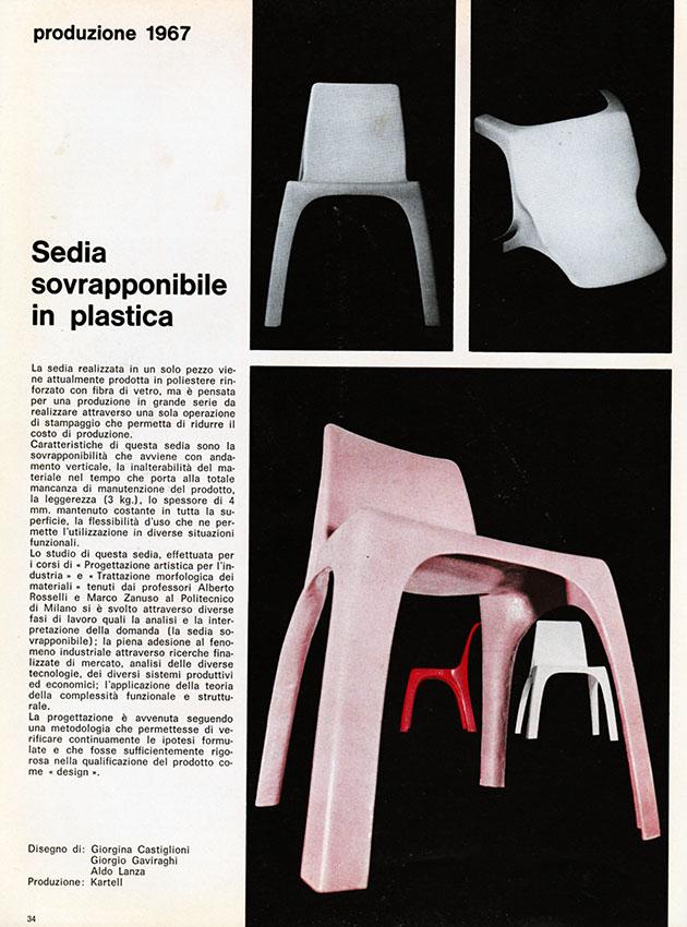 interni la rivista d'arredamento sedia rosa web