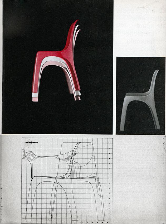 interni la rivista d'arredamento sedia sovrapponibile
