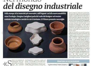 Osservatorio Abitare Intervista a Giorgina Castiglioni